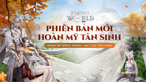 TG Hoàn Mỹ - Perfect World VNG 1.300.0 screenshots 1