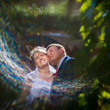 Wedding photographer Vitaliy Sapegin (kookx). Photo of 02.10.2015