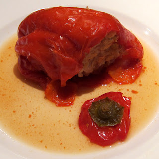 Stuffed Peppers Slowcooker
