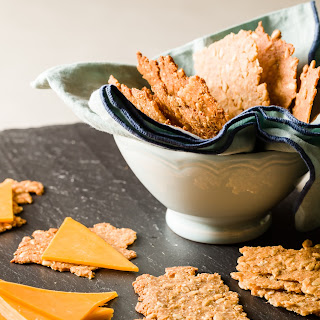 Gluten-Free Peanut Butter Crackers with a Surprise Ingredient