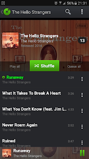 PlayerPro Music Player Trial Screenshot 7