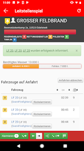 Leitstellenspiel Screenshot