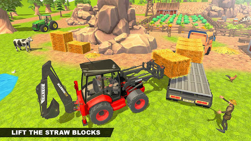 Virtual Village Excavator Simulator apkpoly screenshots 2