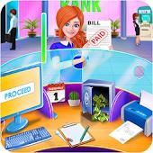 Tải Bank Cashier and ATM Machine Simulator miễn phí