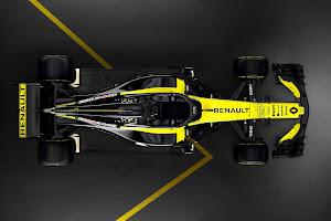 Renault Sport F1 presenta el nuevo monoplaza para este año