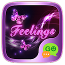 (FREE) GO SMS FEELINGS THEME v 1.0.3