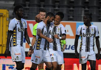 Le Sporting de Charleroi efface Ostende et s'installe en tête de Pro League