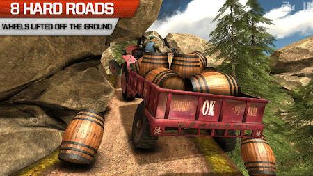 Truck Driver 3D: Offroad 1.11 screenshot 74626