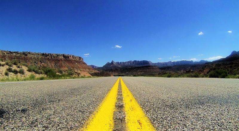 Verso i Canyon dello Utah di MonAnd ph
