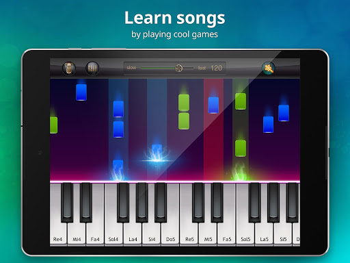 Piano - Keyboard & Magic Keys app (apk) free download for Android/PC/Windows screenshot