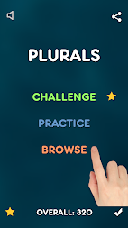 Plurals Test & Practice PRO APK screenshot thumbnail 23