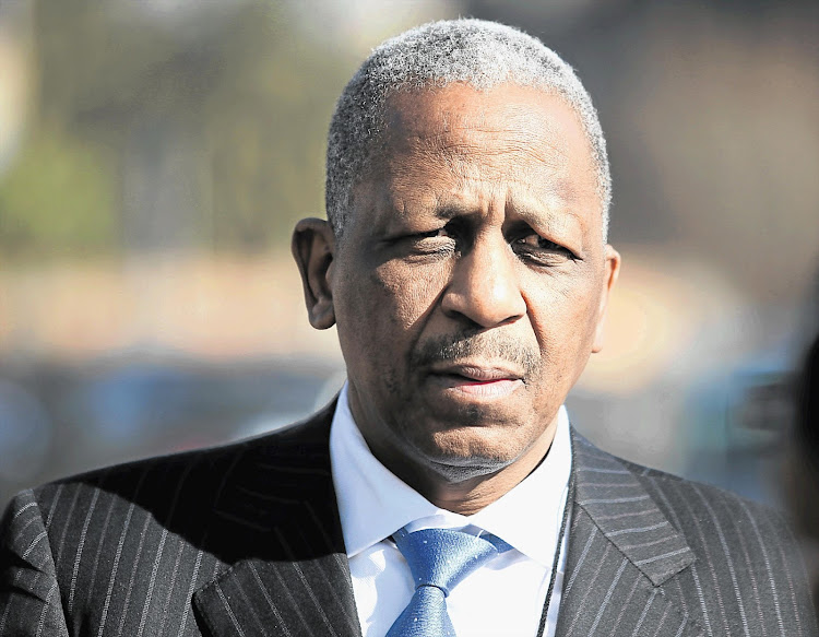 Mathews Phosa. File photo.