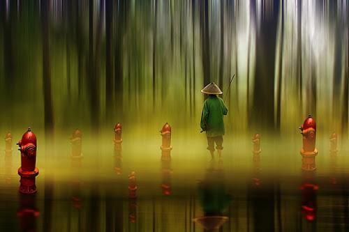 The Lost Water by Eli Supriyatno - Digital Art Things ( indonesia, art )
