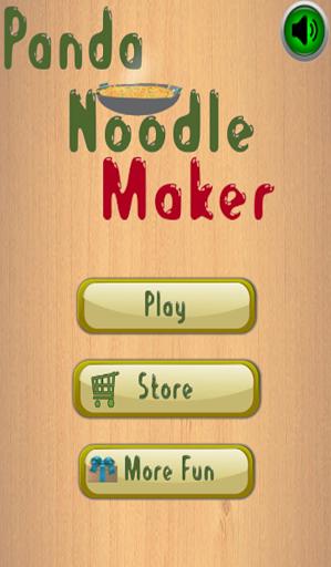 Noodle Maker Chef 1.0 screenshots 1
