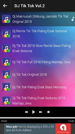 DJ Tik Tok 2018 1.4.10 screenshots 4