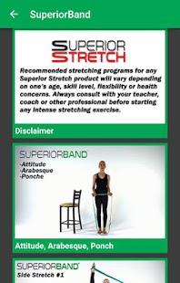 Superior Stretch - náhled