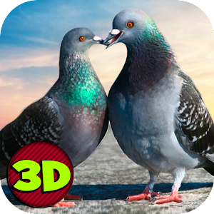Flying Bird Pigeon Simulator for PC and MAC