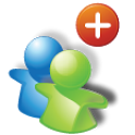 AutoContact contact adder FREE icon