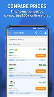 Best Price Comparison Shopping Screenshot