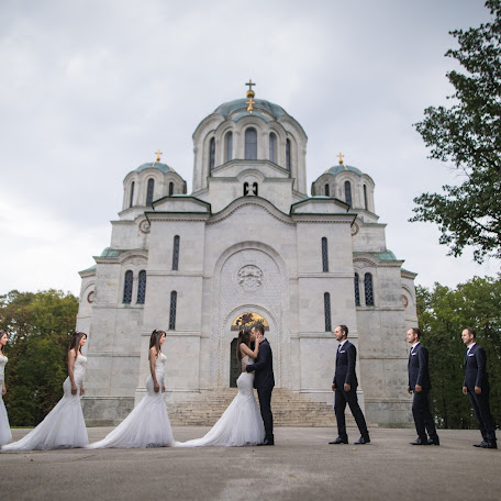 Wedding photographer Filip Prodanovic (prodanovic). Photo of 11.02.2018