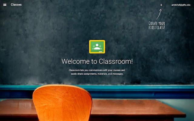 Classroom Redirector