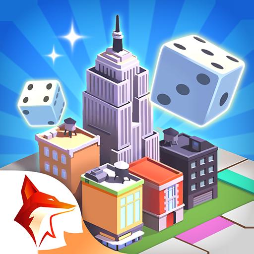 Banco Imobiliário ZingPlay - Jogo de negócios