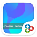 Colorful Dream GoLauncherTheme icon