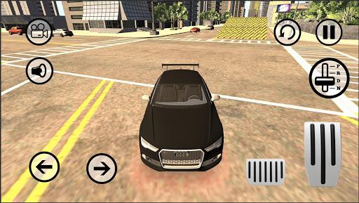 Extreme Speed Audi S7 Quattro Car Simulator 1.0 screenshots 5