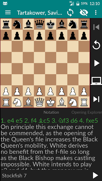 Perfect Chess Trainer v1.62.0 (Unlocked)