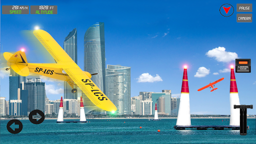 Extreme Airplane simulator 2019 Pilot Flight games 3.9 Pc-softi 7