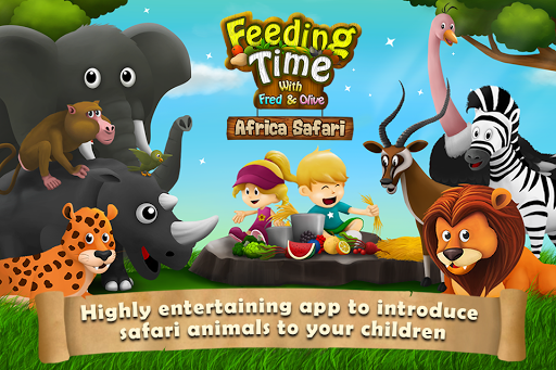 免費下載教育APP|Feeding Time Safari FREE app開箱文|APP開箱王