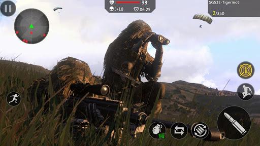 Encounter Strike:Real Commando Secret Mission 2020 1.1.5 Mod Screenshots 14