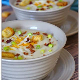 Cauliflower Soup.