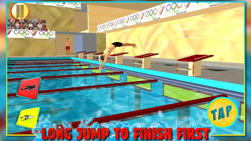 Real Pool Swimming Water Race 3d 2017 - Fun Game 1.8.6 de.gamequotes.net 2