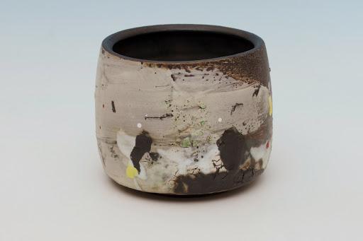 Sam Hall Ceramic Tea Bowl 020