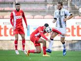 """Guillaume Gillet, back droit de Charleroi contre le Standard: """"Une sensation bizarre"""""""