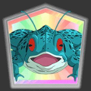 サポートアイテム「カエル」