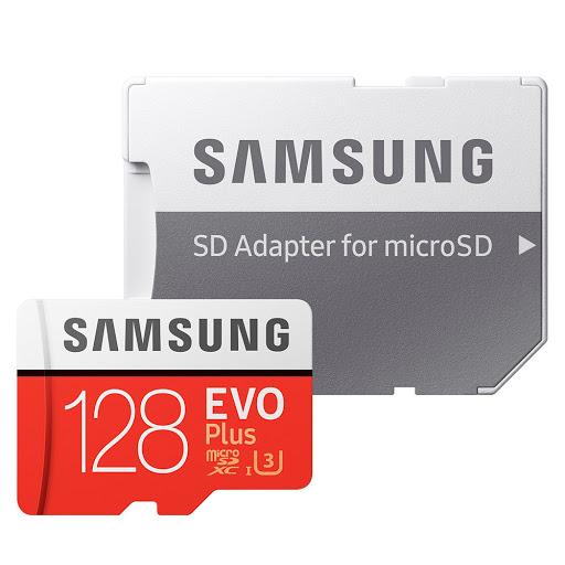 Samsung 128GB EVO Plus (class10)_1