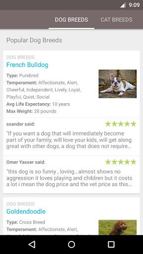 【免費生活App】Pet Breeds - Find and Adopt-APP點子