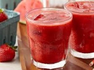 Refreshing Strawberry Slush Cocktail Recipe