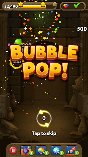 Bubble Pop Origin! Puzzle Game screenshots 6