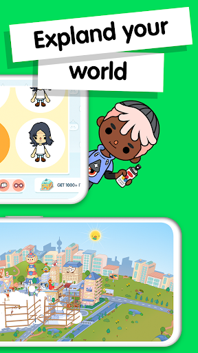 Toca Life World - Create stories & make your world 1.18 screenshots 5