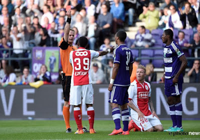 Le Standard remet en cause l'arbitrage d'Anderlecht- Standard