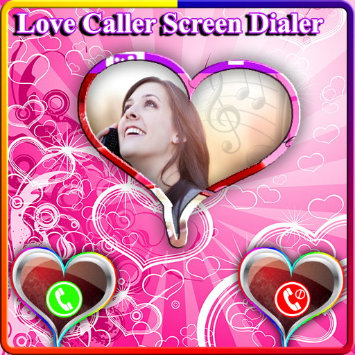 Love Caller Screen Dialer