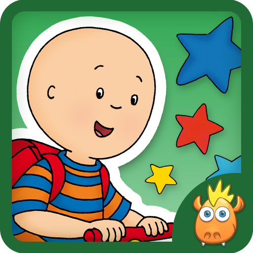 Caillou learning for kids (game)