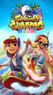 Subway Surfers v2.6.4 Apk MOD (Money/Coins/Key) for Android free 5