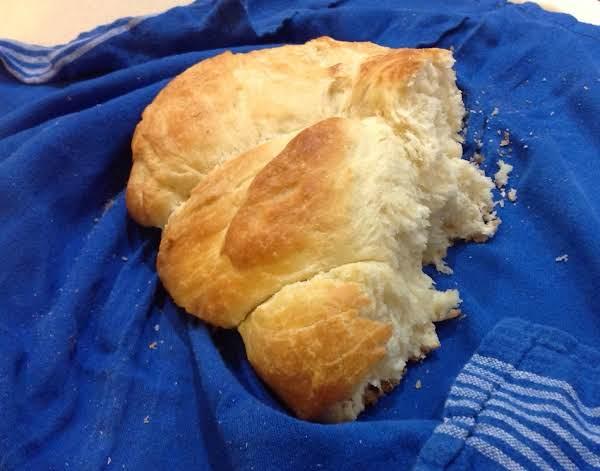 Braided Soft & Sweet Yeasty Bread Recipe