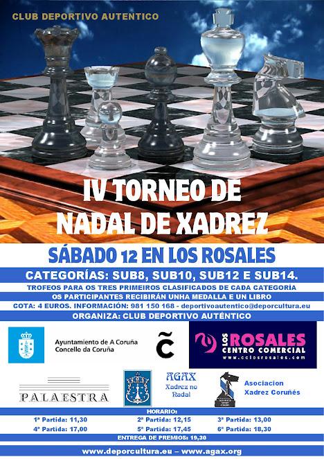 IV TORNEO DE NADAL (2015)