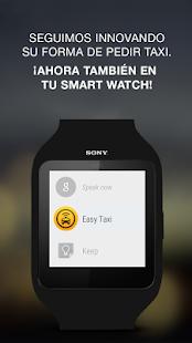 Easy Taxi – Book Taxi Cab App - screenshot thumbnail