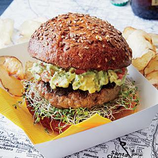 SoCal Guacamole Burger